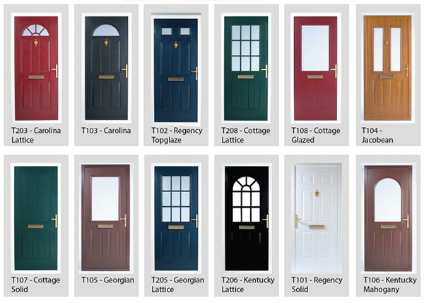 low priced 2edd1 52e3c Tradesmith's Double Rebated Composite Doors